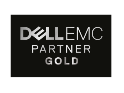 [Translate to English:] Dell EMC Partner Gold